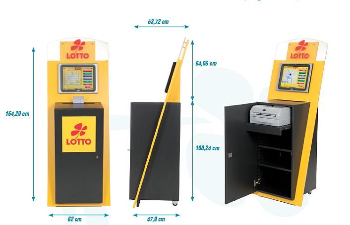 Lotto Terminal