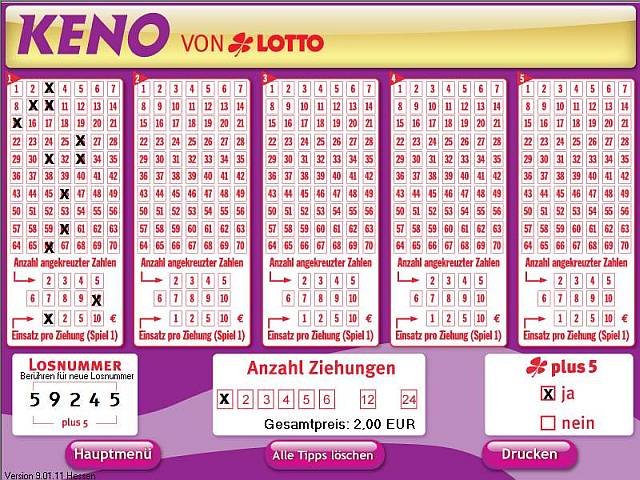 Eurojackpot System Preise