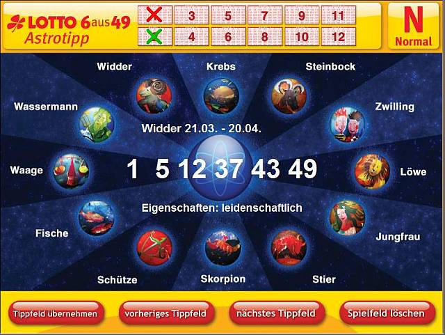 lotto software 6 richtige